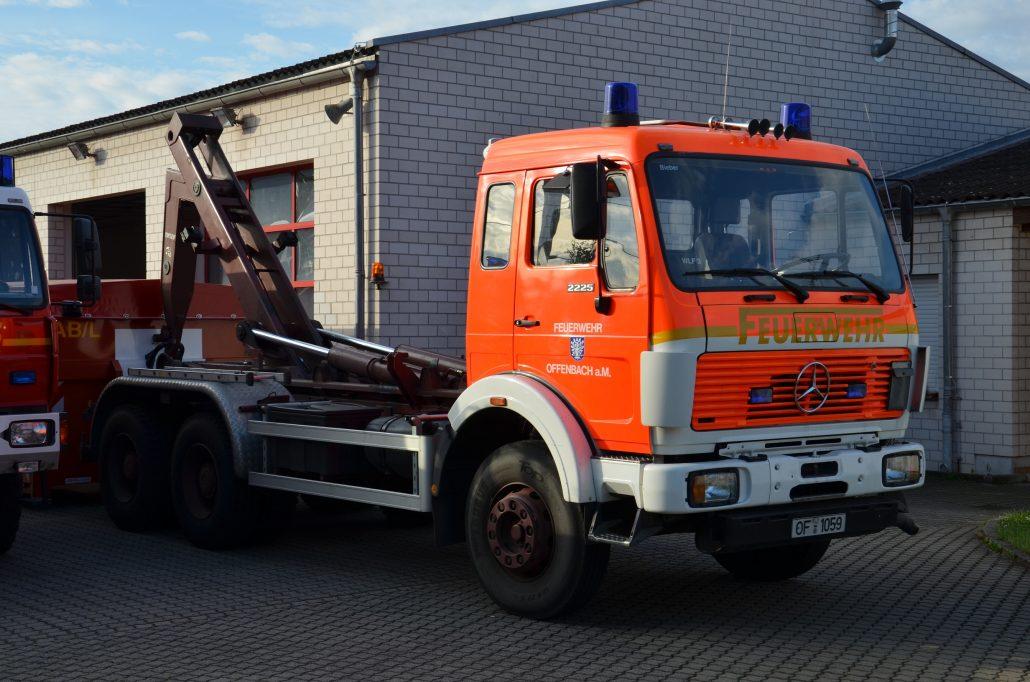 WLF Feuerwehr Offenbach Bieber