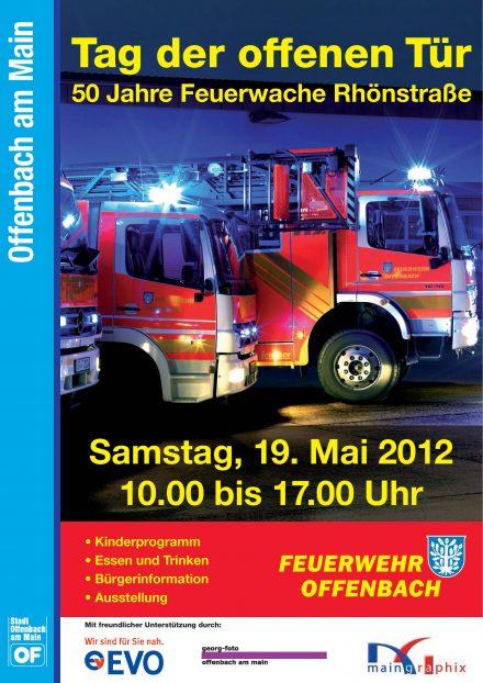 Tag der offenen Tür - BF Offenbach