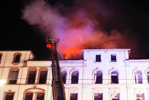 21.08.2012 Großbrand