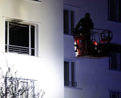 Feuer im Altenheim kostet Menschenleben
